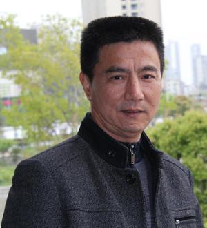 望江县黄梅戏剧团演员王海祥