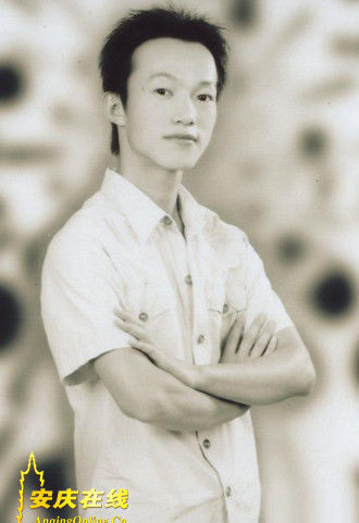 望江县黄梅戏剧团演员吴道庆