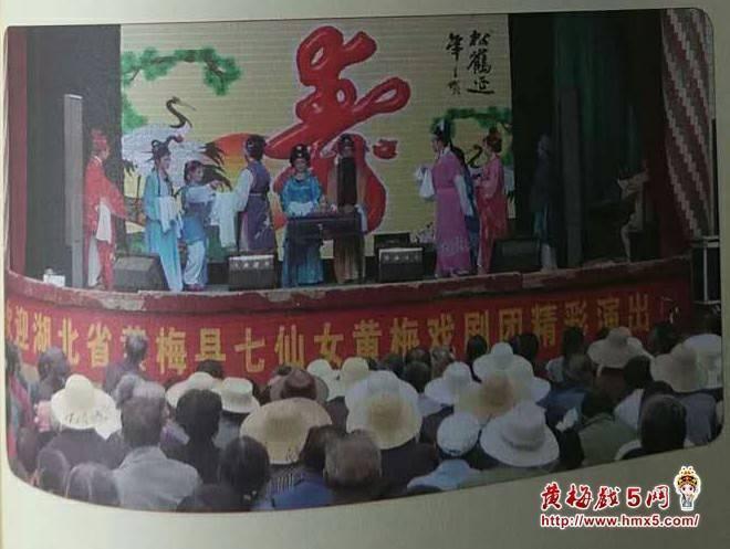 湖北省黄梅戏剧团-湖北七仙女黄梅戏剧团